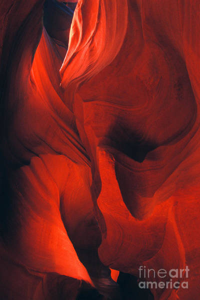 Wall Art - Photograph - Slot Canyon Abstract by Paul W Faust -  Impressions of Light