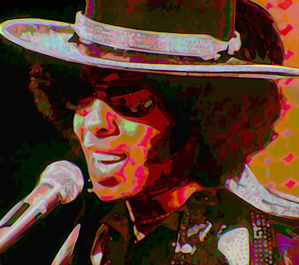 Famous People Digital Art - Sly Stone by  Fli Art