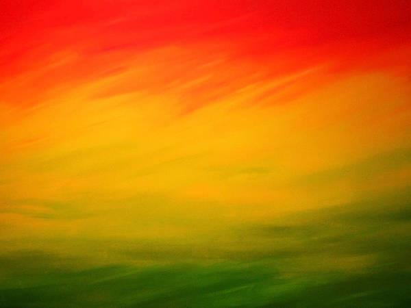 Painting - Slyk  by Cyryn Fyrcyd