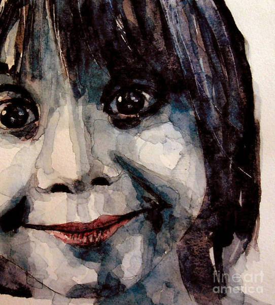 Smiling Painting - Smile by Paul Lovering