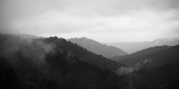 Wall Art - Photograph - Smokey Mountains by Andrew Kubica