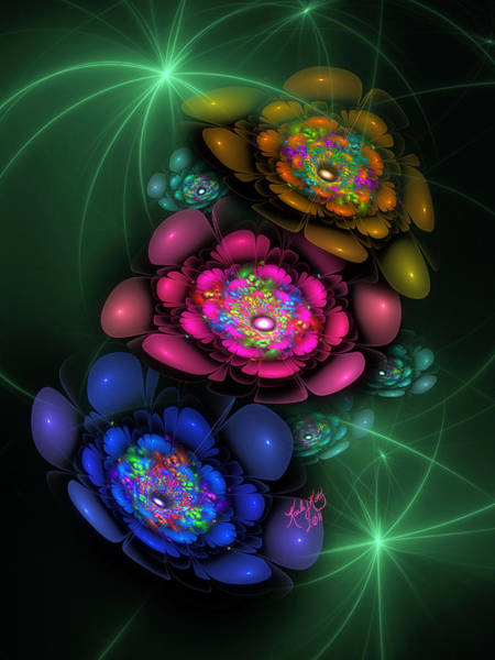 Digital Art - So Festive by Karla White
