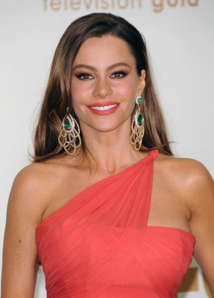 Nokia Photograph - Sofia Vergara In The Press Room For The by Everett