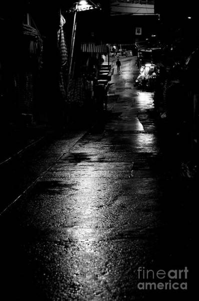 Wall Art - Photograph - Soho Noir by Dean Harte