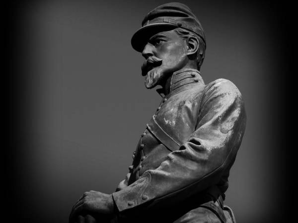 Photograph - Soldier In Bronze  by David Dehner