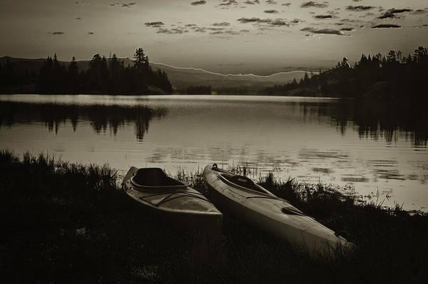 Photograph - Solitude At Utica by Sherri Meyer