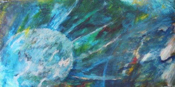 Painting - Solstice 11 by Bebe Brookman