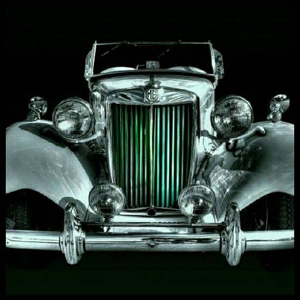 Vehicle Photograph - Something #classic As I Bid You by Mary Carter