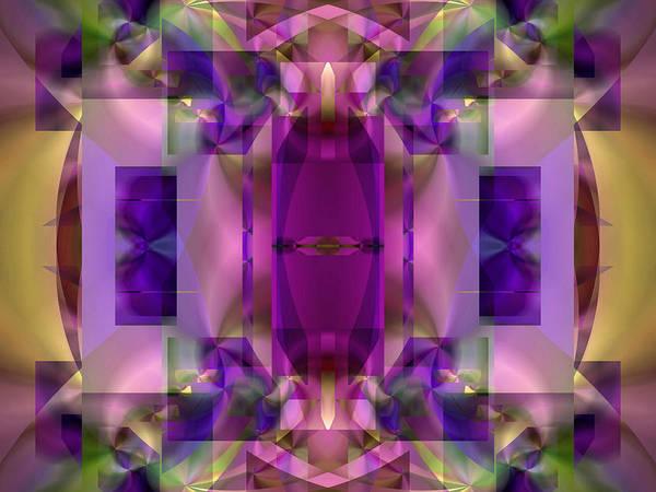 Digital Art - Soul Sanctuary 6 by Lynda Lehmann