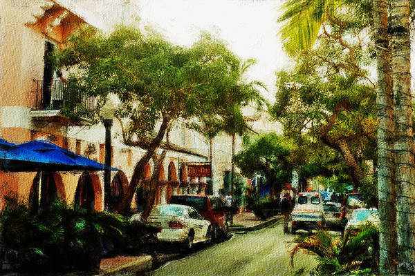 Painting - South Beach 201 by Dean Wittle