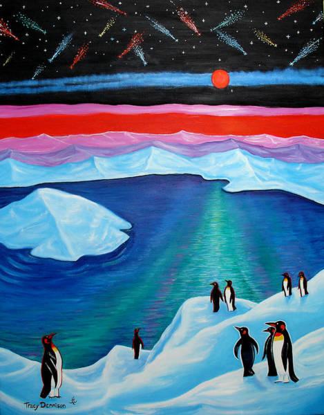 South Pole Art Print
