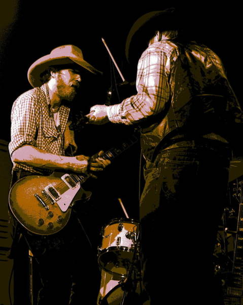 Photograph - Southern Jam By The Cdb by Ben Upham