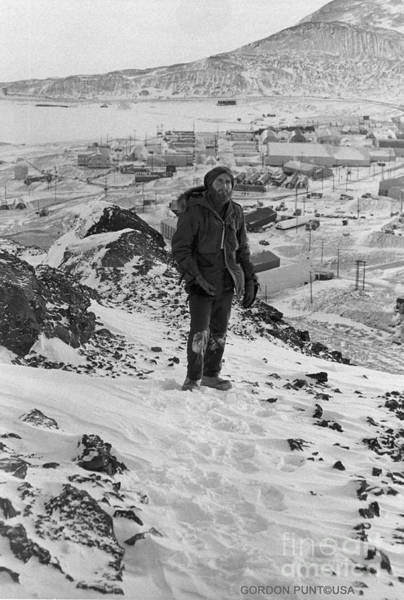 Photograph - Southpole-antarctica-photos-4 by Gordon Punt