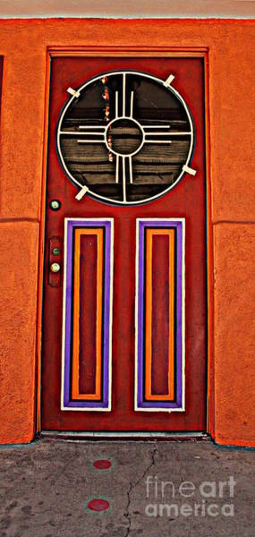 Wall Art - Photograph - Southwest Architecture by Susanne Van Hulst