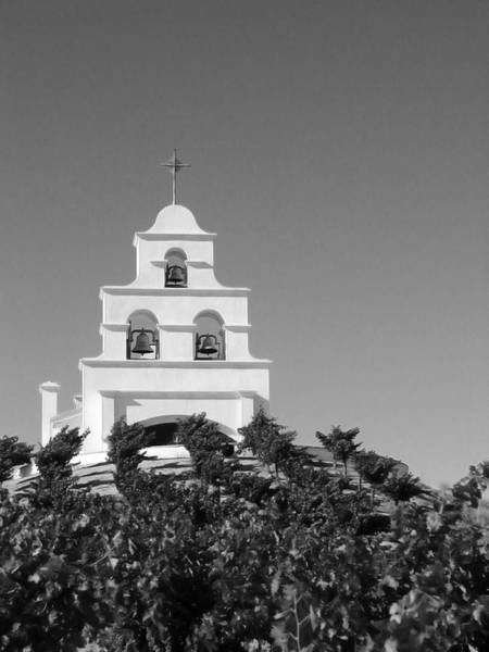 Photograph - Spanish Mission In The Vineyards I by Matt Hanson