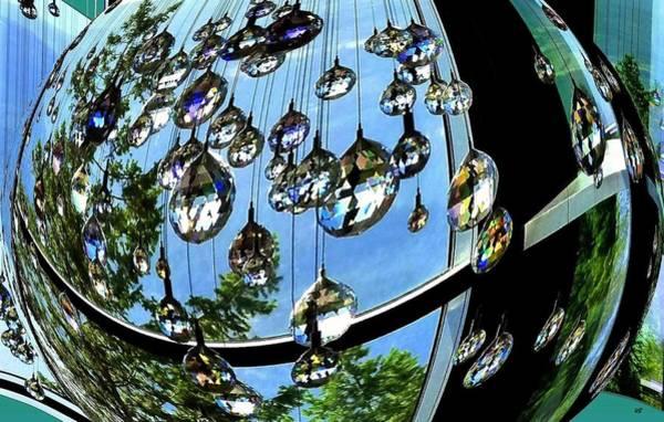 Okanagan Valley Digital Art - Sparkling Hill Resort 8 by Will Borden