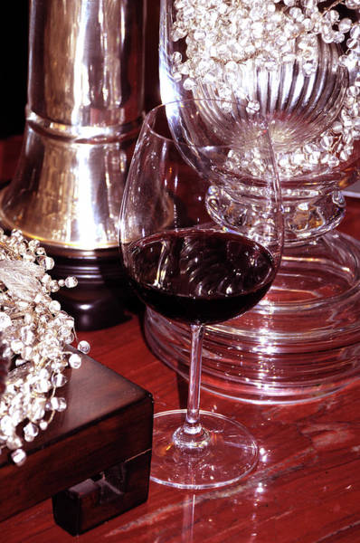 Photograph - Sparkling Wine by Bill Dodsworth