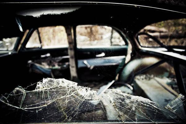 Photograph - Spider's Window by RicharD Murphy