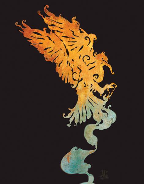 Wall Art - Digital Art - Spirit Bird by Jayson Green