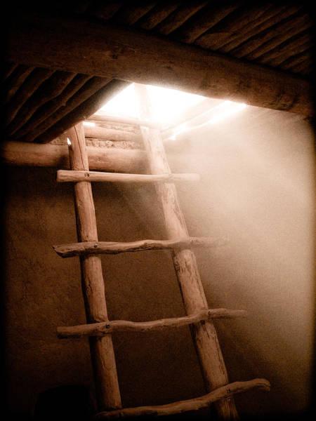 Photograph - Spirit Ladder by Mark Forte