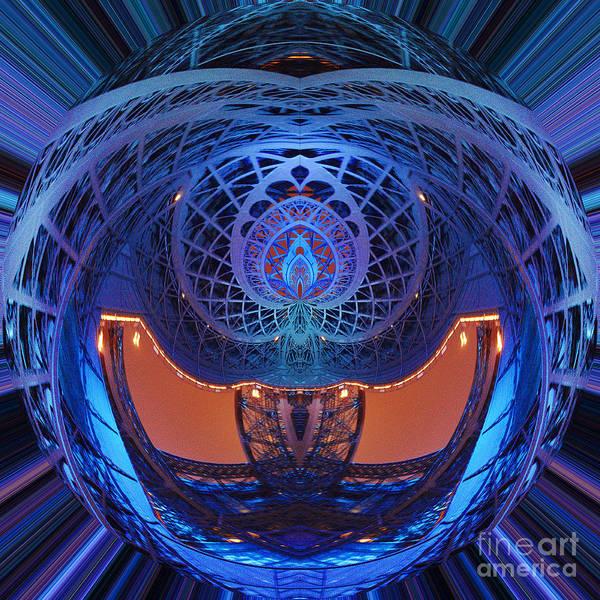 Photograph - Spirograph Planet by Agusti Pardo Rossello