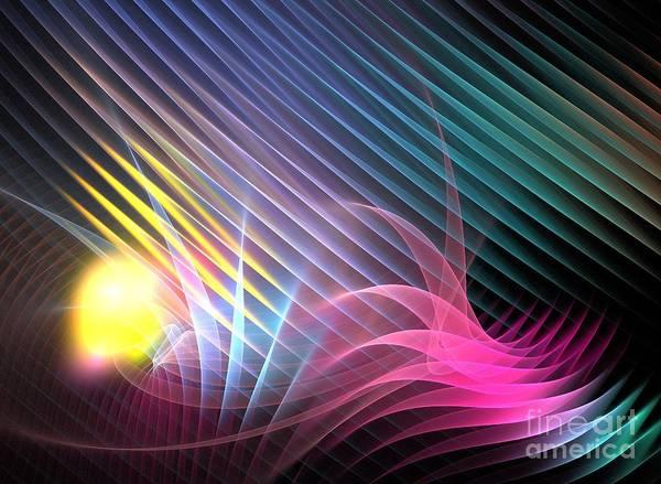 Wall Art - Digital Art - Spring by Kim Sy Ok