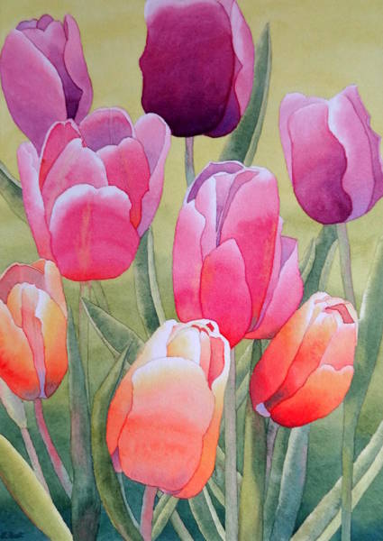 Painting - Spring by Laurel Best