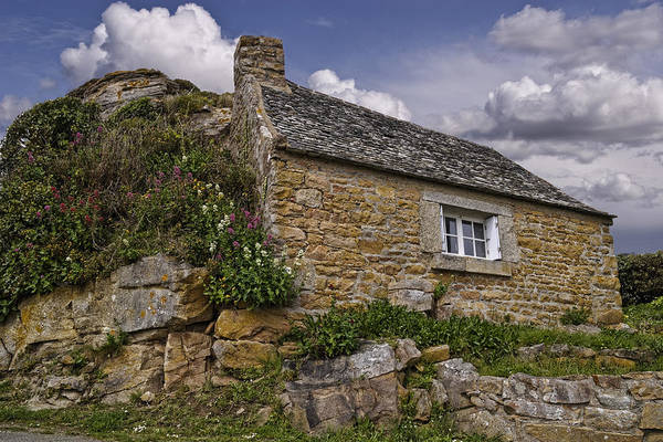 Photograph - Springtime In Brittany by Wes and Dotty Weber