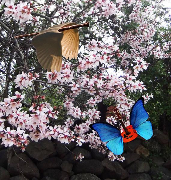 Digital Art - Springtime Serenade   by Eric Kempson