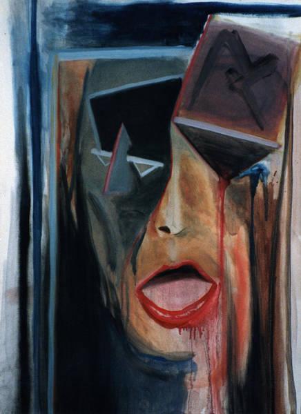 Iggy Pop Painting - Sssiooonkapatekaffon by Fabrice Plas
