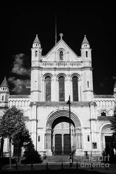 Wall Art - Photograph - St Annes Cathedral Belfast by Joe Fox
