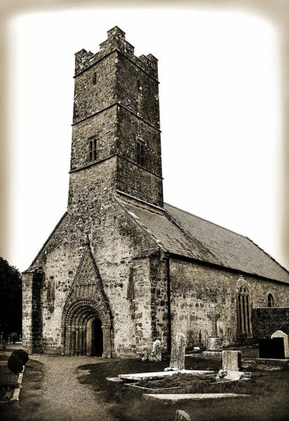 Wall Art - Photograph - St Brendans Cathedral by Terence Davis