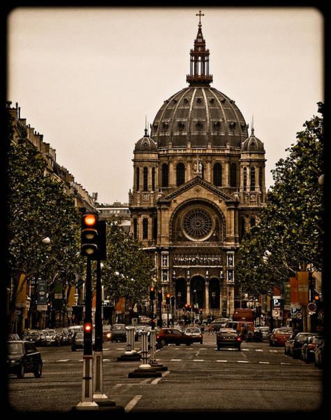 Paris, France - St. Etienne Art Print