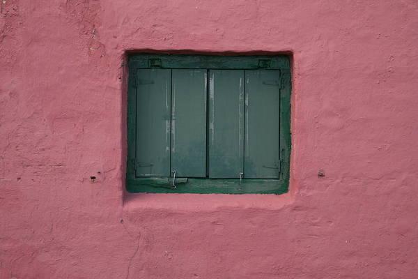 Photograph - St George's Window by Tom Singleton