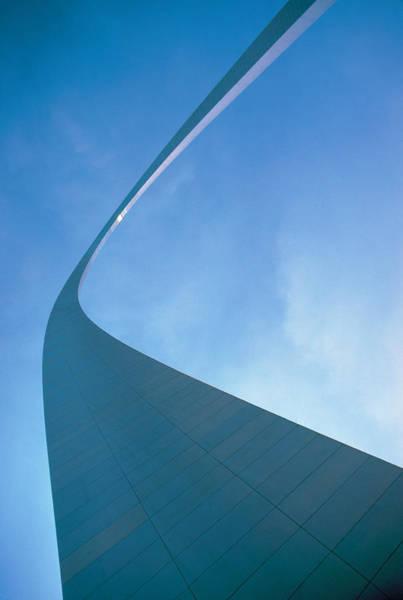 Photograph - St. Louis: Gateway Arch by Granger