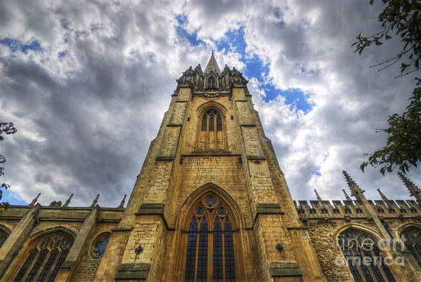 Photograph - St Mary The Virgin - Oxford by Yhun Suarez