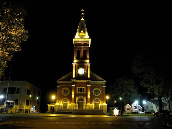 Photograph - St. Patrick's Catholic Church by Keith Stokes