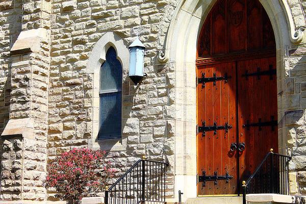 Photograph - St. Paul's Episcopal Church 3 by Scott Hovind