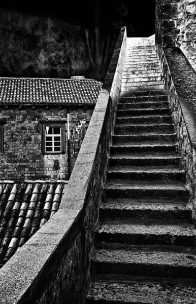 Wall Art - Photograph - Stairs 3 by Madeline Ellis