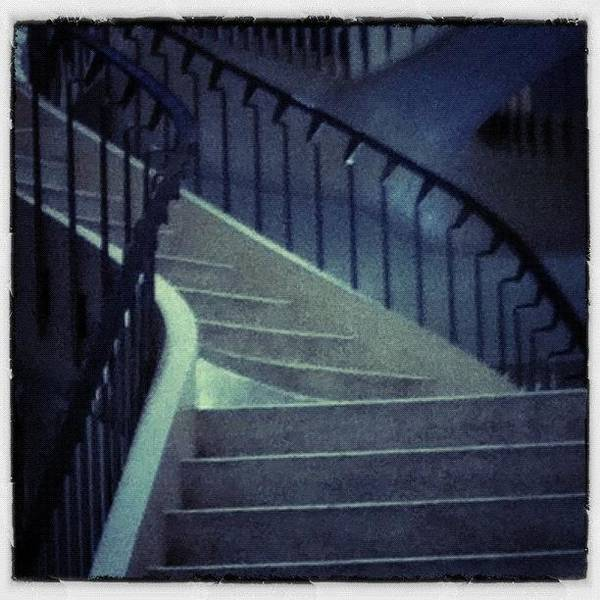 Eden Wall Art - Photograph - Stairs by Dave Edens