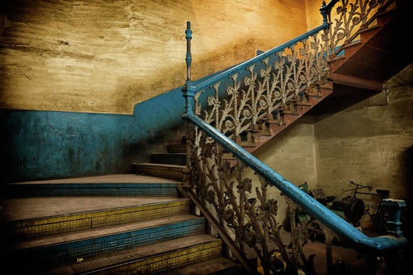 Photograph - Stairway To Something by Stefan Nielsen