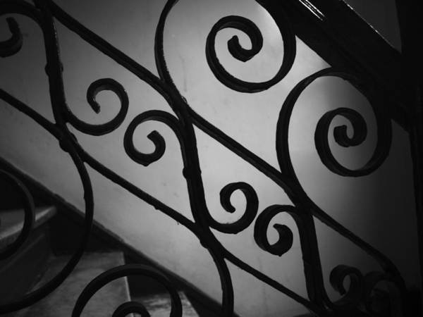 Photograph - Stairwell by Mary Capriole