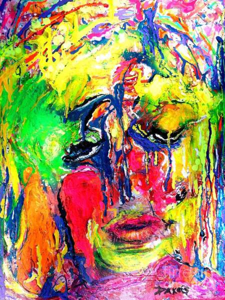 Sax Painting - Stand By Your Man by Darlyne Sax