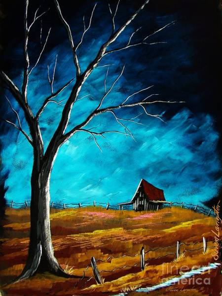 Wall Art - Painting - Standing Strong by Steven Lebron Langston