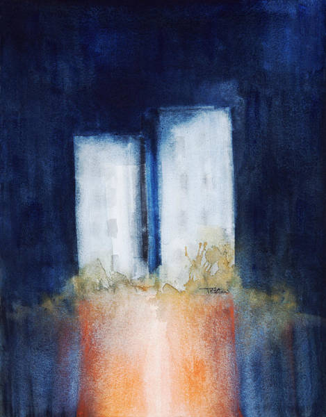 Tara Painting - Standing Strong by Tara Thelen