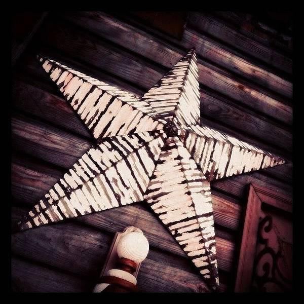 Eden Wall Art - Photograph - Star by Dave Edens