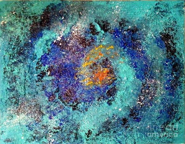 Tacoma Painting - Stars In The Sky by J Von Ryan