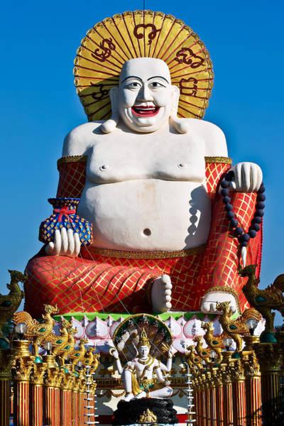 Statue Of Shiva Art Print