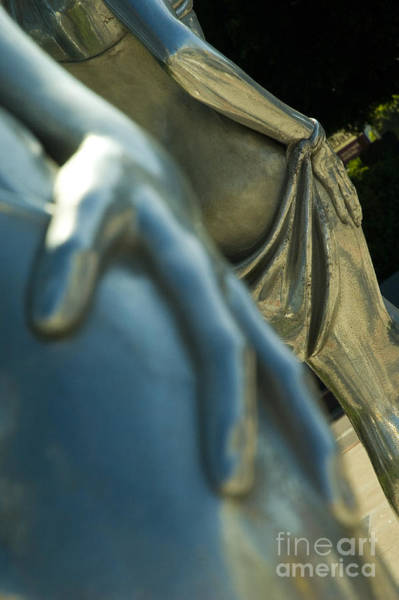 Dress Form Photograph - Statue On Hollywood Blvd. 2 by Micah May