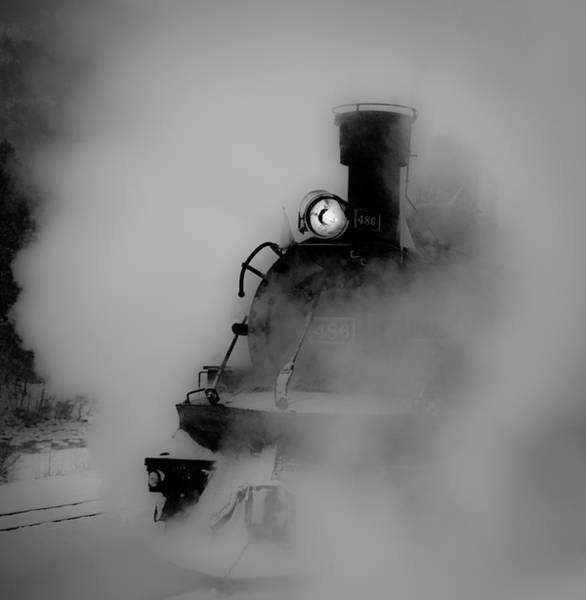 Wall Art - Photograph - Steam Blanket by Patrick  Flynn